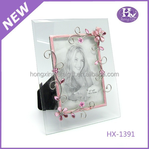 Transparent Clear Glass Picture Frame, Transparent Clear Glass ...