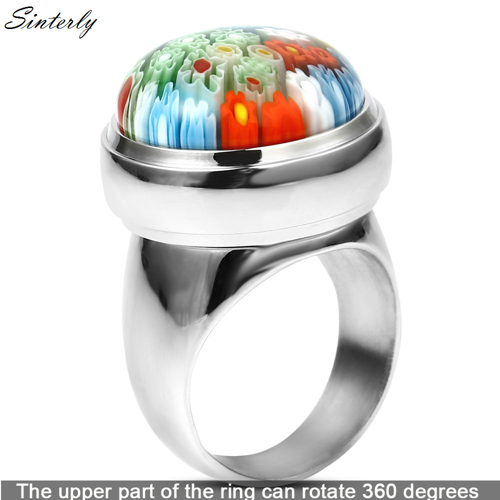 Design Couple Ring 360 Spinner,Factory Direct Supply Stone Ring Designs For Men Spinner Toy ring