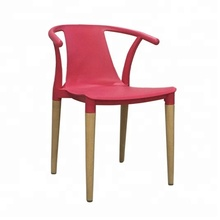 China cheap arm chairs restaurant wooden black kitchen chairs for sale