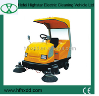 electric floor cleaning sweeper with CE