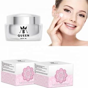 White pearl face whitening cream Secret beauty whitening cream