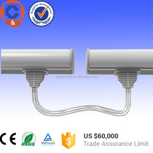 Q & c sin sombras regulable tubo t5 led conectado 5w10w15w20w