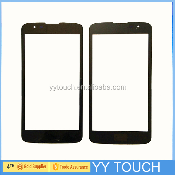 Mobile Phone Front Glass Panel for LG K10 Lcd Screen Protective