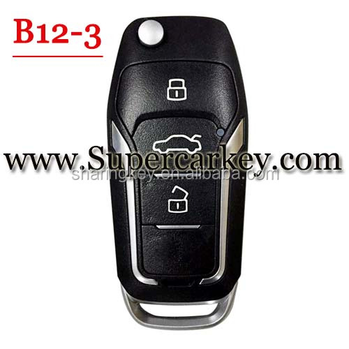 Keydiy B12 3 button Remote key For KD900(KD200) Machine
