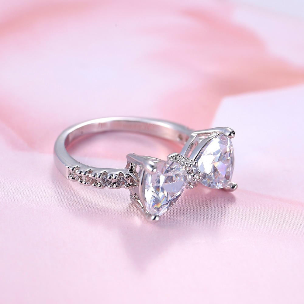 Korean White Gold Ring, Korean White Gold Ring Suppliers and ...