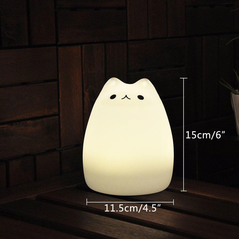 Rechargeable adorable animal night light for baby bedroom gift buy adorable animal night lightrechargeable night lightnight light for baby bedroom gift