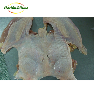 frozen halal bone in whole artificial bare breast fillet / bulk boneless chicken feet/ thighs / wings for sale