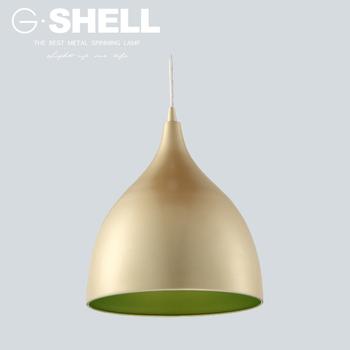Modern Alibaba Hot Sell Dome Metal Shell Pendant Light