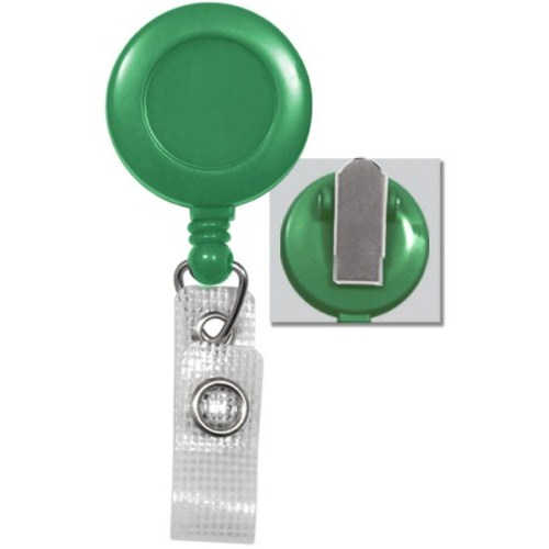 aluminum Corrosion proof custom yoyo badge reel holder