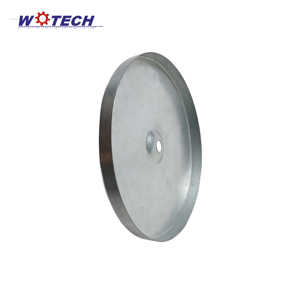 Customized deep drawing stainless steel galvanized metal plate
