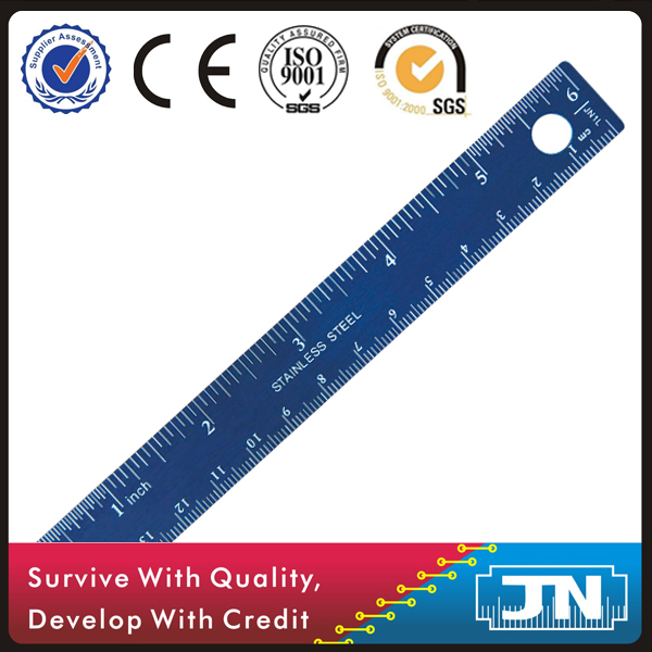 all kinds of colorful practical stainless steel flexible scale ruler