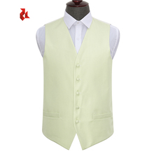 Günstige Mens Polyester Formale Smoking <span class=keywords><strong>Westen</strong></span> Beiläufige Weste