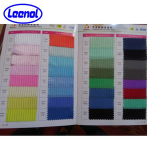 LN-10001 Antistatic garment used esd clothing fabric