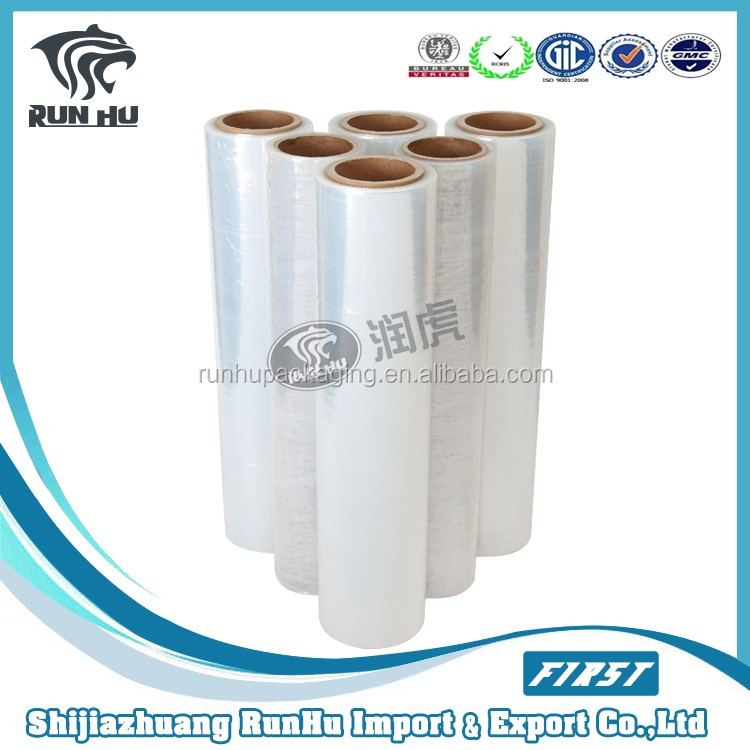 500mm Plastic Clear Shrink Film Roll