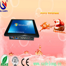 "DL10.4"" TFT LCD Panel Cheap Fanless Mini Tablet PC Computers Thin Client With Touch Screen"