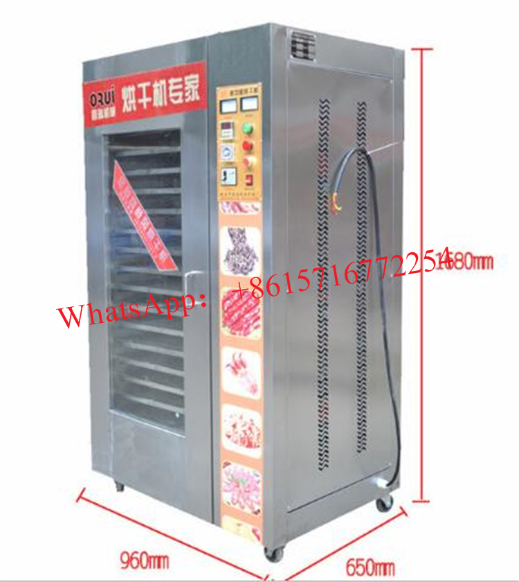 Two Doors Glass Bottles Hot Air Circulating Heat Resistant Drying Oven