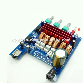 dp1 tpa3116d2 digital audio amplifier module circuit pcb board 2 1dp1 tpa3116d2 digital audio amplifier module circuit pcb board 2 1 channel 50w*2 100w