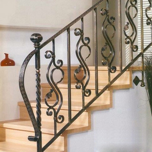 Diy Wrought Iron Stair Railing Whole Suppliers Alibaba