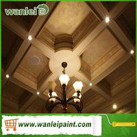 high end decoration interior wall paint / paint manufacturer