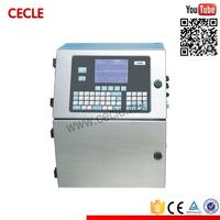 Semi automatic industrial serial number printing machine