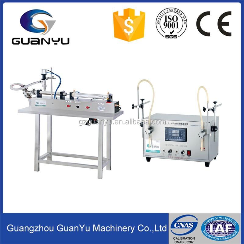 2019 Hot Sale New Product Automatic Liquid Soap Filling Machine