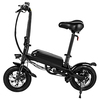 Factory CE/ROHS 350W 36V 12inch foldable two wheels light small size electric mini bike disc brake ICEWHEEL A10 bicycle