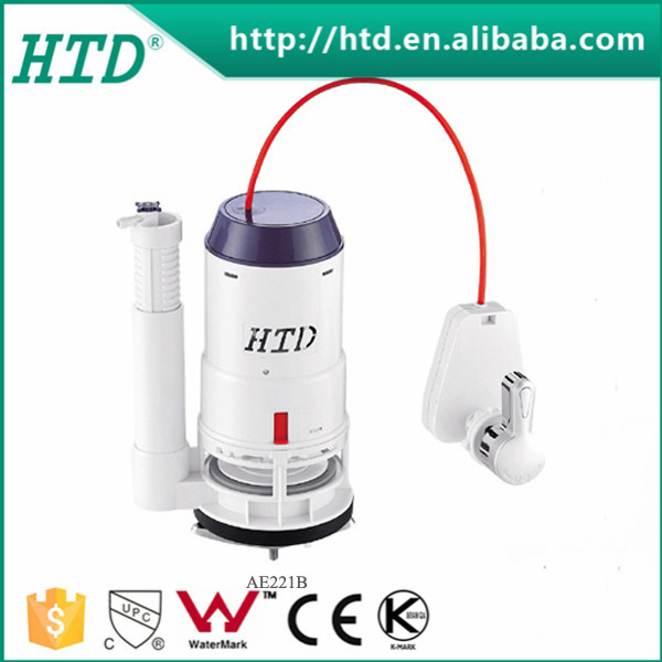 HTD-AE221B+B3-28Certificated New Toilet Flush Valve, fix toilet cistern