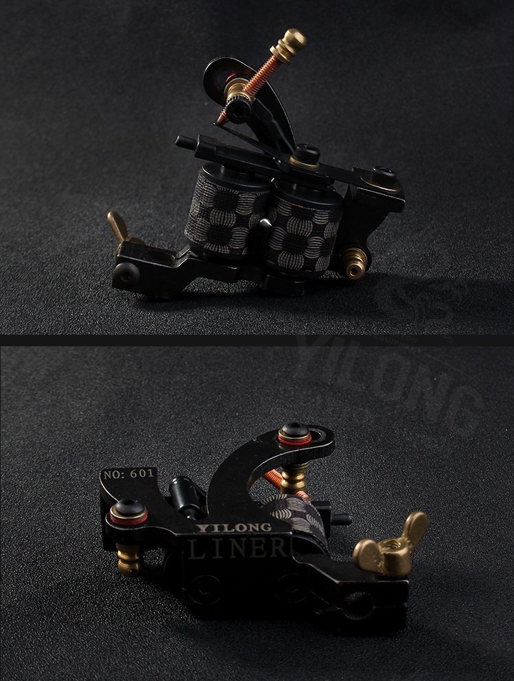 Yilong High-quality beste tattoo machine manufacturers for tattoo-20