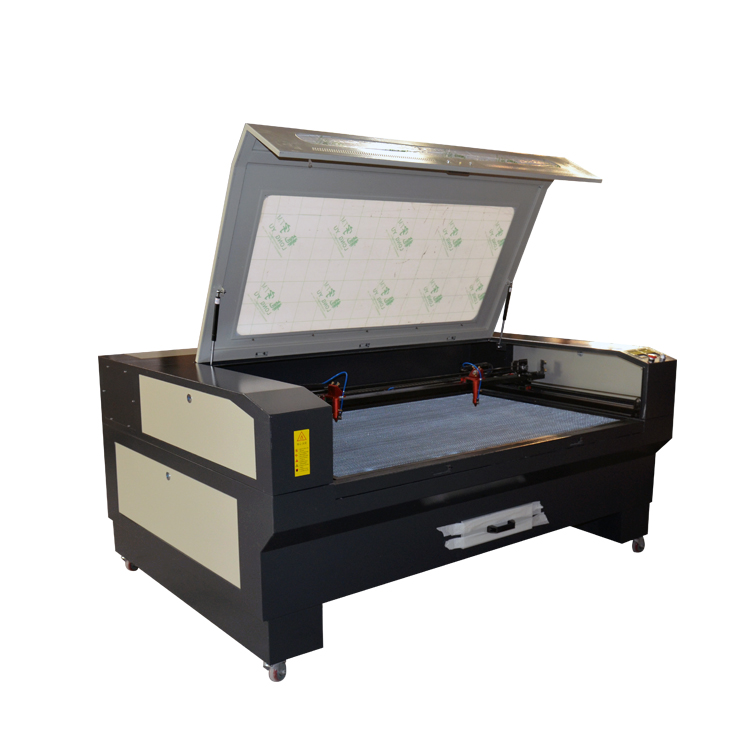 CNC metal and nonmetal price co2 stainless steel laser cutting machine