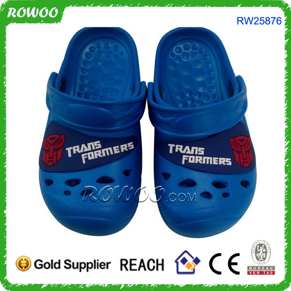 fashion children comfort eva beach plastic sandals
