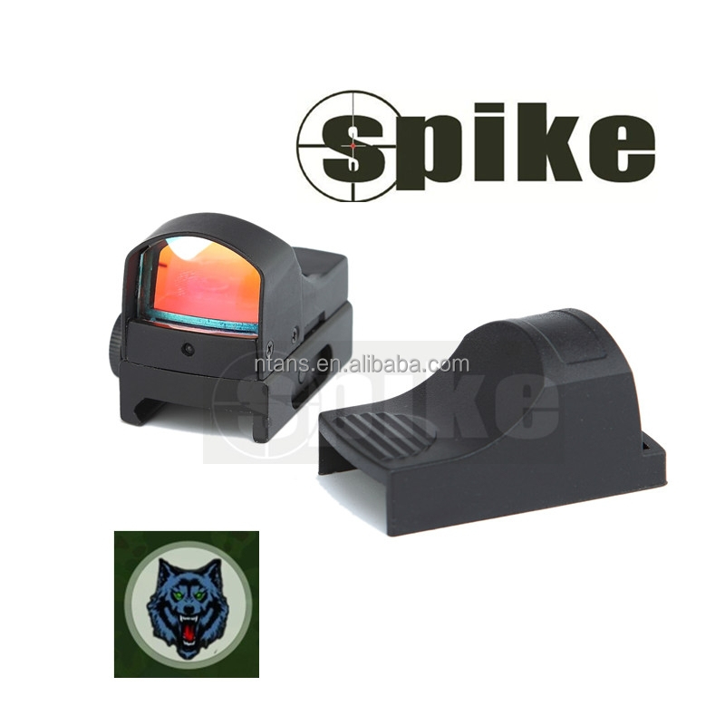 HD107 tactical mini red dot sight scope red dot for hunting rifle scope/air rifle