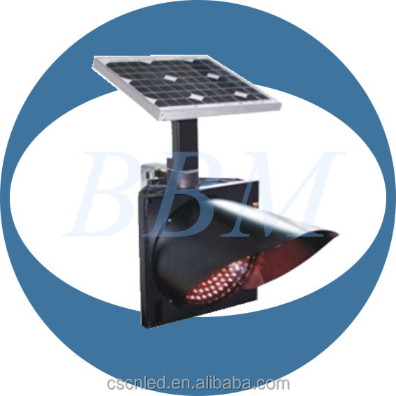 solar verkehrs led leuchten mit batterie betrieben ampel. Black Bedroom Furniture Sets. Home Design Ideas