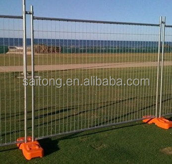 Designer best sell chain link temporary fences