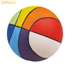 New arrival Durable PU Leather basketball customized