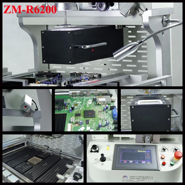 2016 best bga soldering machine zm r6200 soldering iron price repair laptop galaxy note 3. Black Bedroom Furniture Sets. Home Design Ideas