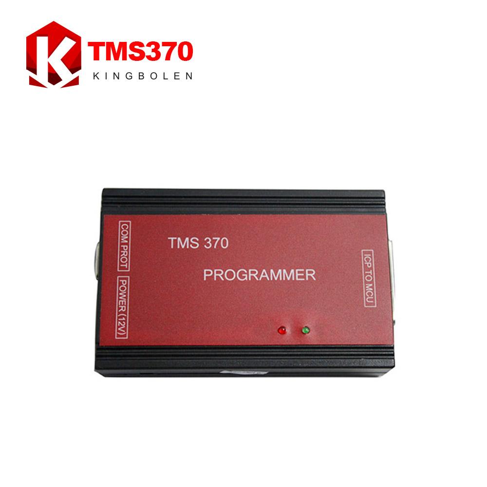 Высокое качество тмс 370 пробег программер для автомобилей радио / счетчик / Immo TMS370 программер бесплатная доставка