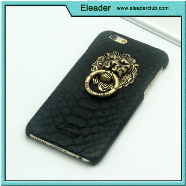 for iphone lion shaped hard cover case