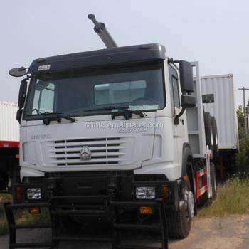Sinotruk 6x4 Log Carrier Truck - Buy Log Truck Sale