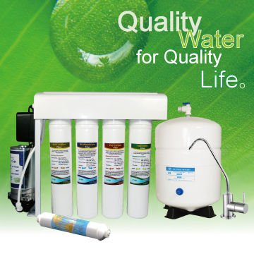 5 stage ro water filtration system