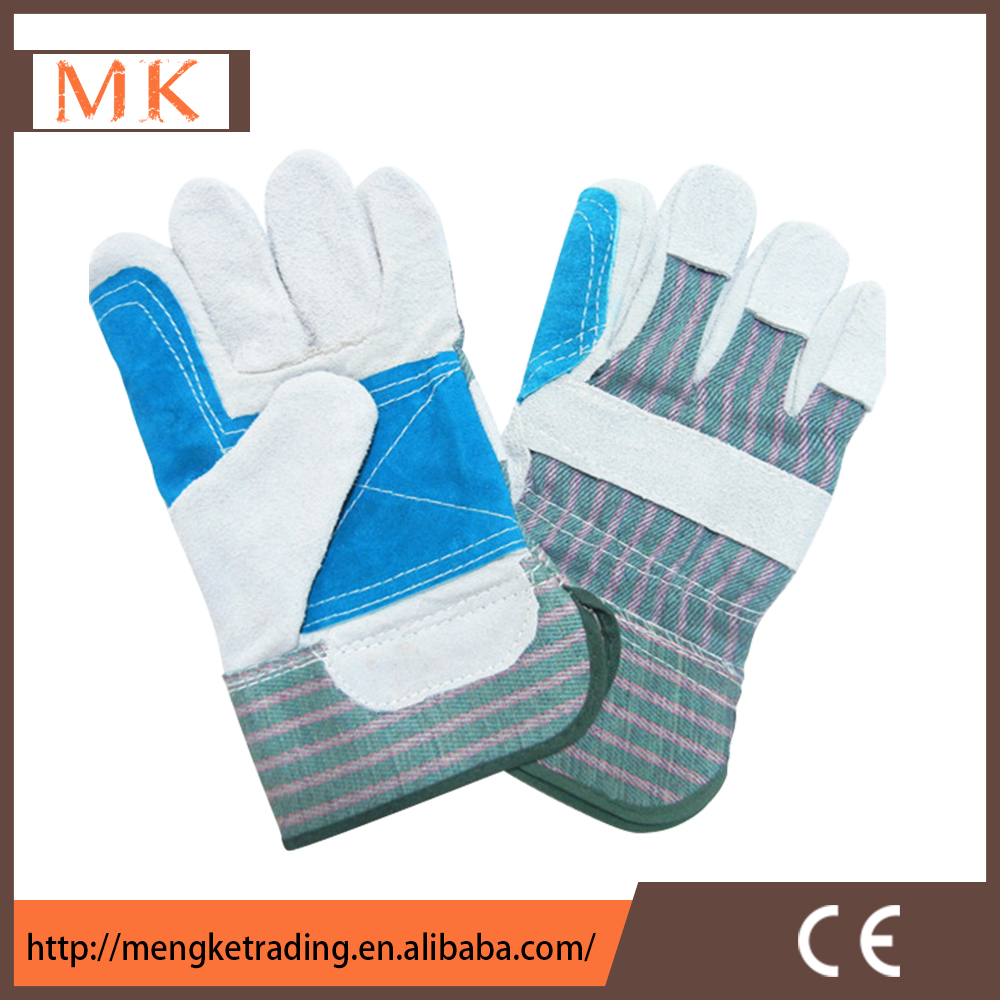 Ab Grade 707 Work Cow Split Leather Working Gloves