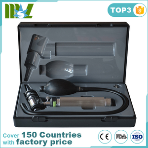 China Factory Price fashionable wholesale set otoscope portable direct ophthalmoscope