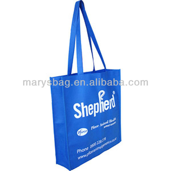 Non Woven Tote with gusset large