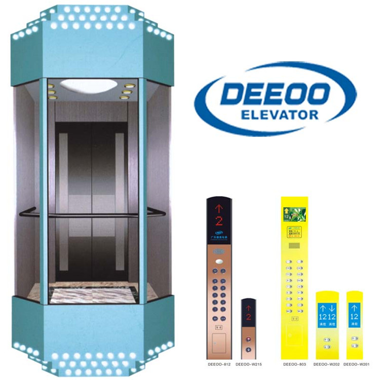 Shaftless Elevator, Shaftless Elevator Suppliers and Manufacturers ...