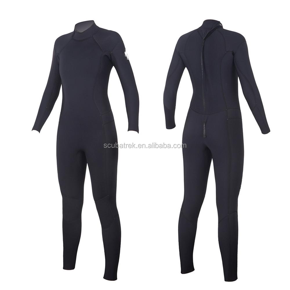 b62d8716f0 scuba diving suit custom plain wetsuits female surfing wet suit swimsuit  long sleeve surfing wetsuit diving