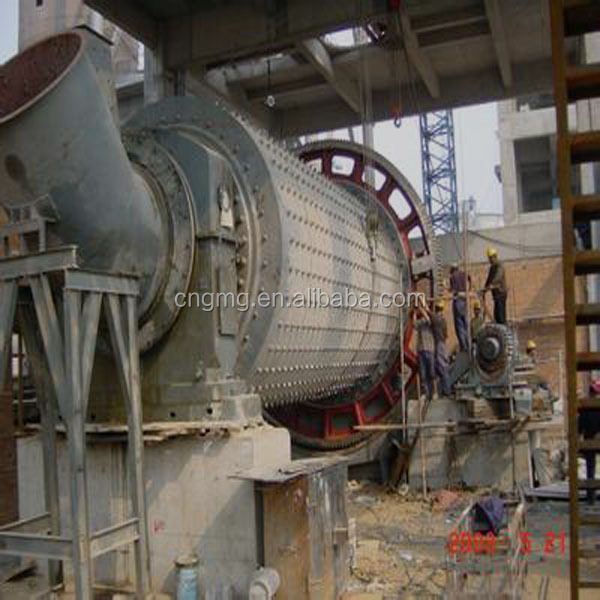 70tons per hour Cement Clinker Ball Grinding Mill for 2500TPD Cement Grinding Plant