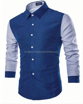 China wholesale clothing custom design pattern men shirt How to design shirt
