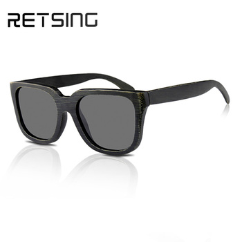 Latest Fashion Eyeglasses Sunny Europe Custom Bamboo Wood Sunglasses ...