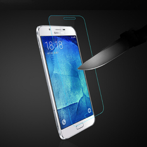 High Quality Transparent Tempered Glass Screen Protector for Samsung Galaxy A8