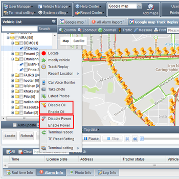Original Web Based Gps Tracking Software With Open Source Code Support  Tr102,Gt02,Gt06 - Buy Gps Tracking Software With Open Source Code,Web Based  Avl