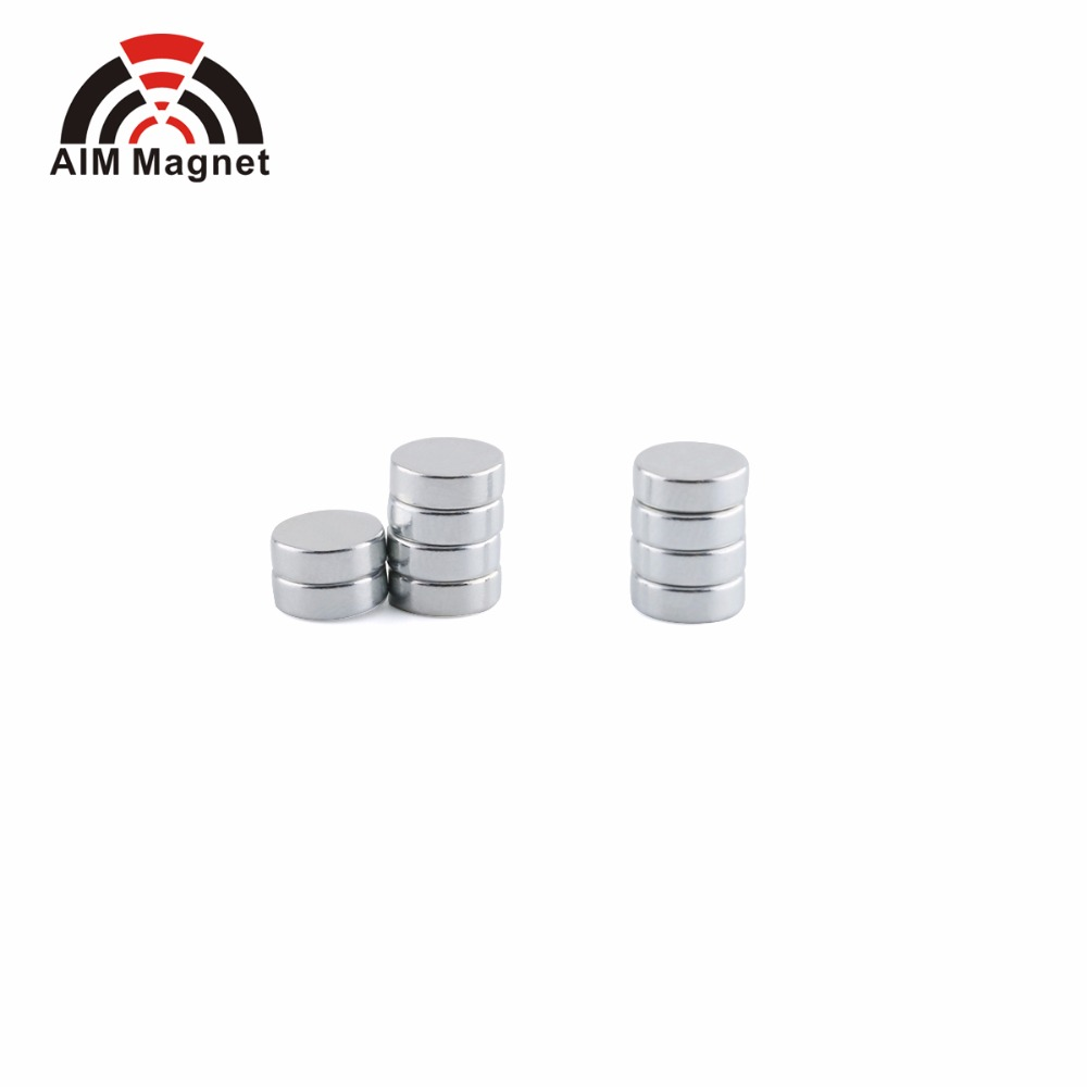 very thin small Neodymium disk magnets 6mm dia x 2mm N52